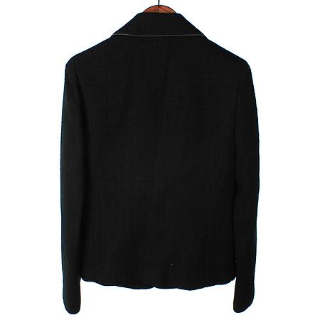 ANACAPRI(아나카프리) 블랙컬러 앙고라혼방 자켓