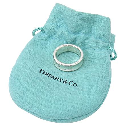 Tiffany(티파니) 925(실버) 1837 반지 -14호