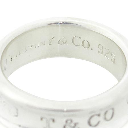 Tiffany(티파니) 925(실버) 1837 반지 -14호 이미지3 - 고이비토 중고명품