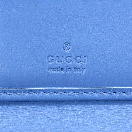 Gucci(구찌) 256926 GG로고 PVC 장지갑 [명동매장]