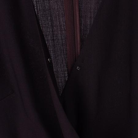 ANACAPRI(아나카프리) 다크와인컬러 브라우스 이미지3 - 고이비토 중고명품