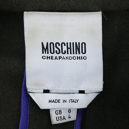 Moschino(모스키노) 카키컬러 자켓