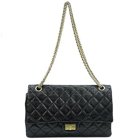 Chanel(샤넬) Chanel(샤넬) A37587 빈티지 2.55 M사이즈 금장 체인 숄더백 [동대문점]
