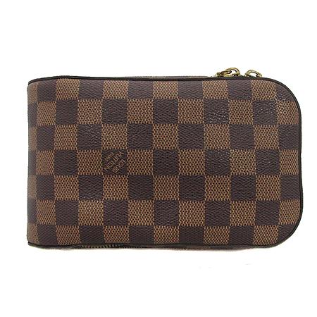 Louis Vuitton(루이비통) N51994 다미에 에벤 캔버스 게로니모스 힙색 겸 크로스백 [미아현대매장]