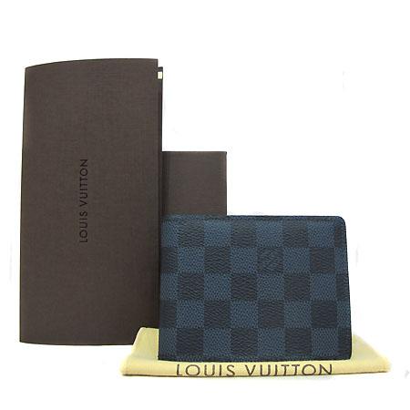 Louis Vuitton(루이비통)  N63211 다미에 코발트 그라피트 멀티플 월릿 반지갑 [부천 현대점]