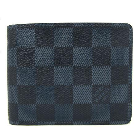 Louis Vuitton(루이비통)  N63211 다미에 코발트 그라피트 멀티플 월릿 반지갑 [부천 현대점] 이미지2 - 고이비토 중고명품