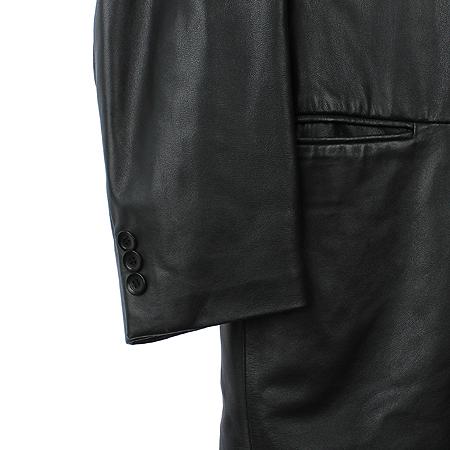 Emporio Armani(엠포리오 아르마니) 블랙컬러 가죽 자켓