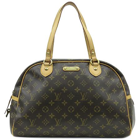 Louis Vuitton(루이비통) M95566 모노그램 캔버스 몽트로고이 GM 숄더백 [동대문점] 이미지2 - 고이비토 중고명품