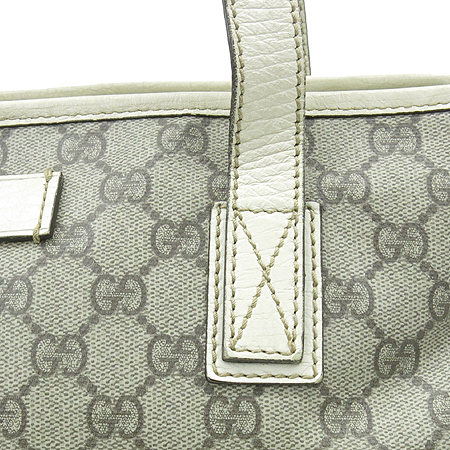 Gucci(구찌) 181086 GG 로고 PVC 숄더백