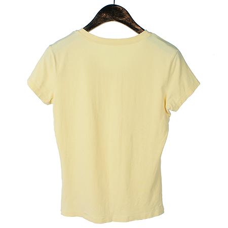 Calvin Klein(캘빈클라인) 옐로우컬러 반팔 티