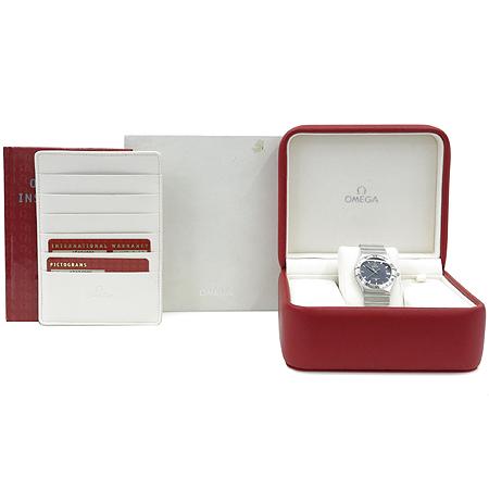 Omega(오메가) 1512 40 컨스틸레이션 스틸 남성용 시계