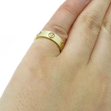 Cartier(까르띠에) B4084600 18K(750) 골드 러브링 반지 - 13호