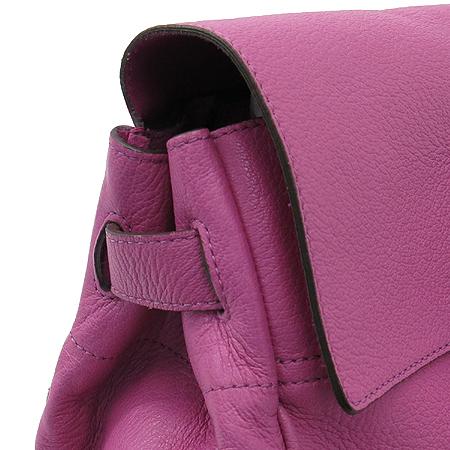 MULBERRY(멀버리) HH8451 인디 핑크 컬러 베이스 워터 토트백