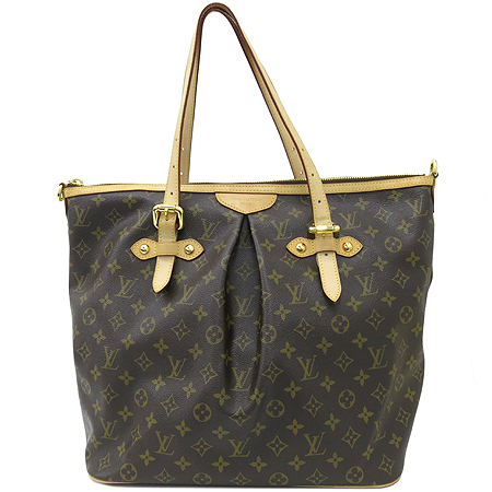 Louis Vuitton(루이비통) M40146 모노그램 캔버스 팔레모 GM 숄더백 [명동매장] 이미지2 - 고이비토 중고명품