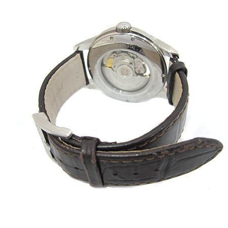 HAMILTON(해밀턴) H325650 JAZZMASTER OPEN HEART 시스루백 오토매틱 가죽밴드 남성용 시계 [부천 현대점] 이미지2 - 고이비토 중고명품