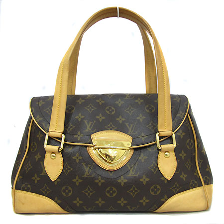 Louis Vuitton(���̺���) M40120 ���׷� ĵ���� ����� GM ����� [��õ ������]