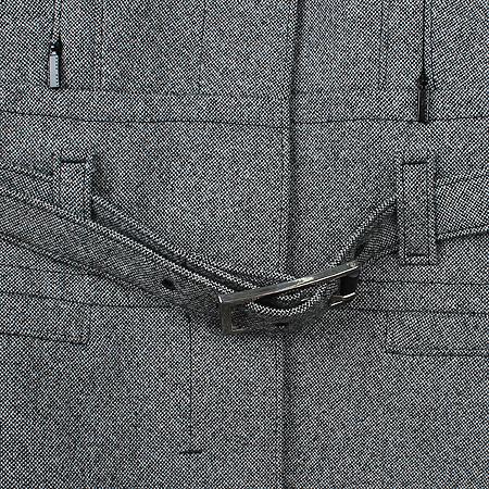 Hugo Boss(휴고보스) 그레이컬러 자켓 (벨트set) 이미지3 - 고이비토 중고명품