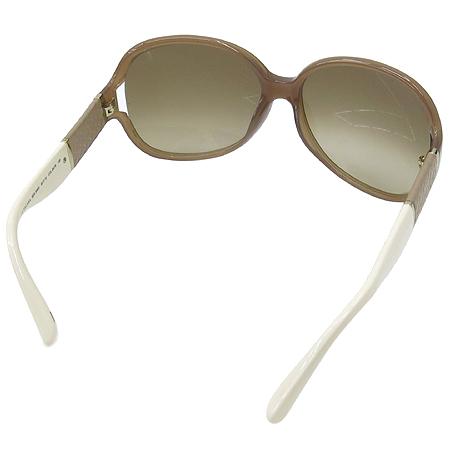 Escada(에스까다) SES 244 측면 로고 장식 뿔테 선글라스 이미지4 - 고이비토 중고명품