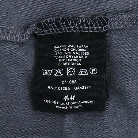 H&M(에이치엔엠) 그레이컬러 티