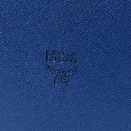 MCM(엠씨엠) MXS 2SLS37 사피아노 레더 남성 반지갑