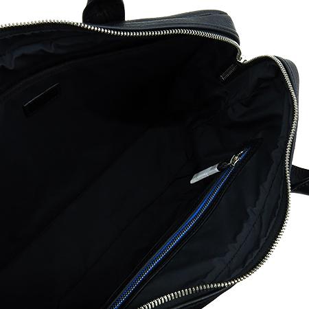 Paul Smith(폴스미스) P345210005 블랙 컬러 레더 남성용 토트백 + 숄더 스트랩 이미지7 - 고이비토 중고명품