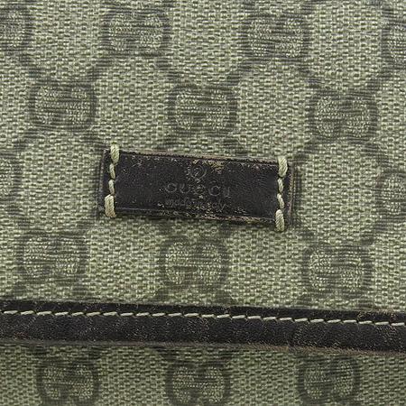 Gucci(구찌) 223666 GG로고 PVC 메신저 크로스백
