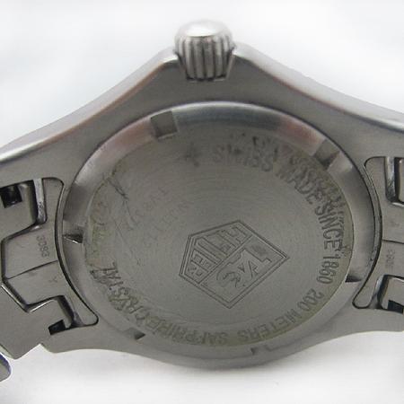 Tag Heuer(태그호이어) WJ1112 LINK(링크) 쿼츠 스틸 남성용 시계 [분당매장]