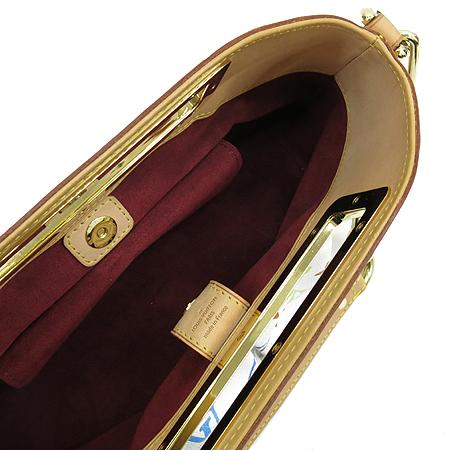 Louis Vuitton(루이비통) M40257 모노그램 멀티 컬러 화이트 주디 PM 숄더백