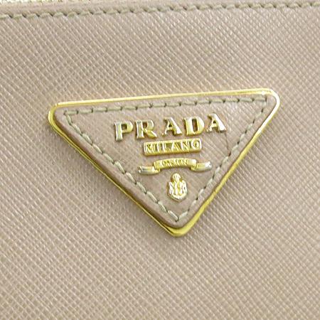 Prada(프라다) BN2274 인디핑크 컬러 사피아노 럭스 토트백+숄더스트랩