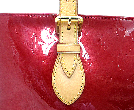 Louis Vuitton(루이비통) M91989 모노그램 베르니 브렌트우드 숄더백 [분당매장]