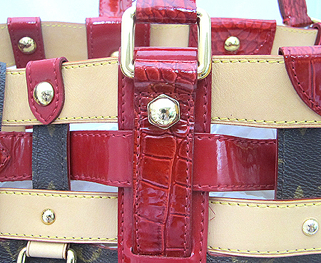Louis Vuitton(루이비통) M95611 모노그램 캔버스 살리나 MM 숄더백 이미지3 - 고이비토 중고명품
