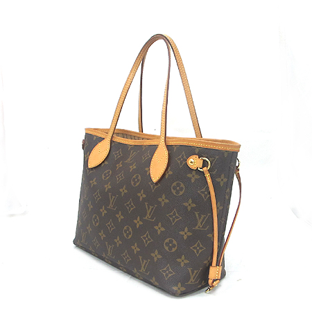 Louis Vuitton(루이비통) M40155 모노그램 캔버스 네버풀 PM 숄더백 [분당매장] 이미지2 - 고이비토 중고명품