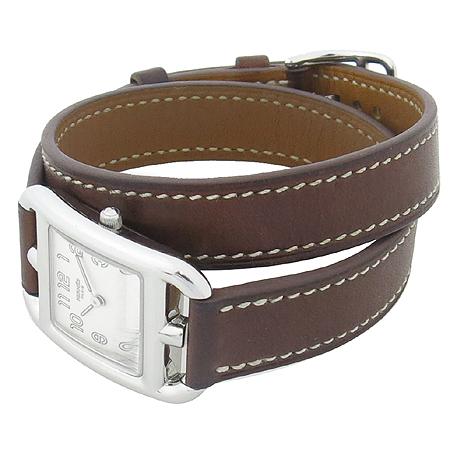 Hermes(에르메스) CC1.210 CAPE COD (케이프코드) PM 더블밴드 여성용 시계