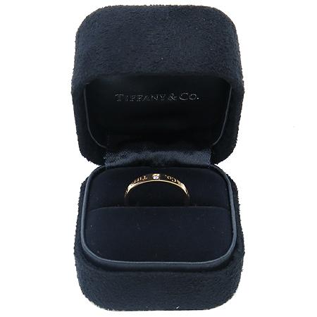 Tiffany(티파니) 18K(750) 핑크골드 TIFFANY & CO. 3포인트 다이아 반지 - 12호