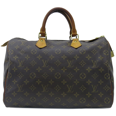 Louis Vuitton(루이비통) M41524 모노그램 캔버스 스피디 35 토트백