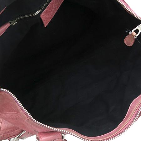 Balenciaga(발렌시아가) 173080 핑크 레더 자이언트 워크 토트백 + 보조 거울  [대구동성로점] 이미지7 - 고이비토 중고명품