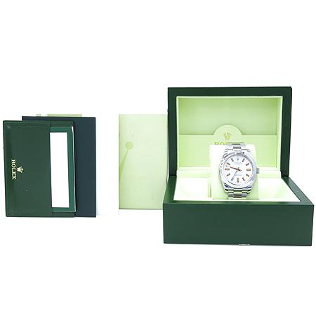 Rolex(로렉스) 116400 MILGAUSS(밀가우스) 스틸 오토매틱 남성용 시계 [대구동성로점]