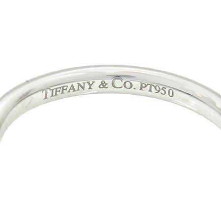 Tiffany(티파니) PT950(플레티늄) 엘사퍼레티 9포인트 다이아 반지 - 10호 [강남본점]