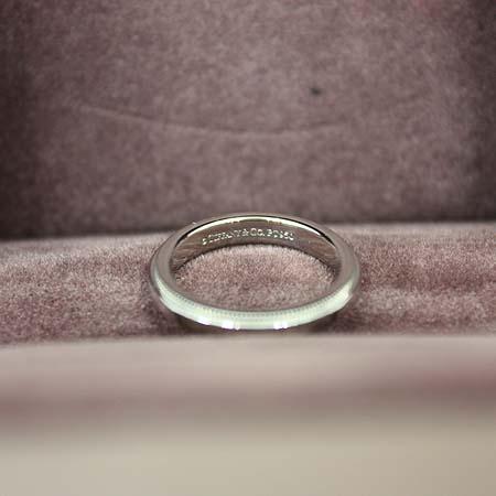 Tiffany(Ƽ�Ĵ�) 12636016 PT950 (�÷�Ƽ��) �б��� 3MM ����-6.5ȣ [���빮��]