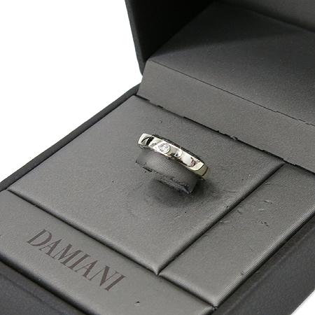 DAMIANI(다미아니) 디사이드(D-SIDE) 18K 화이트골드 1포인트 다이아 반지 [강남본점] 이미지2 - 고이비토 중고명품