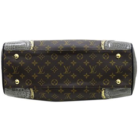 Louis Vuitton(루이비통) Exotique(이그조티크) Monogramissime(모노그래미시메) 파이손+엘리게이터 트리밍 쇼퍼 GM 숄더백 [대구반월당본점] 이미지5 - 고이비토 중고명품