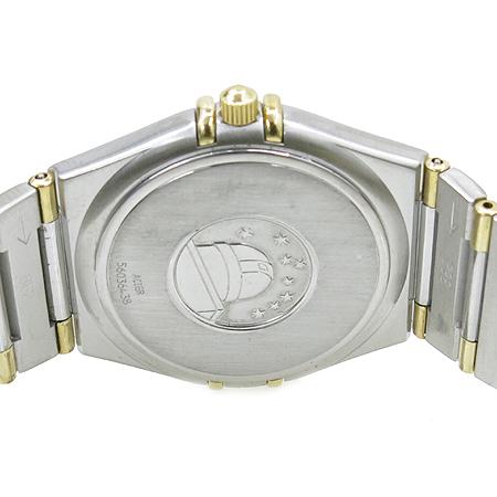 Omega(오메가) 1312.30 18K 콤비 컨스틸레이션 하프바 남성용 시계  [인천점]