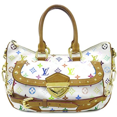 Louis Vuitton(루이비통) M40125 모노그램 멀티 컬러 화이트 리타 2WAY [대전본점]
