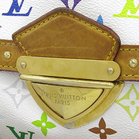 Louis Vuitton(루이비통) M40125 모노그램 멀티 컬러 화이트 리타 2WAY [대전본점] 이미지3 - 고이비토 중고명품