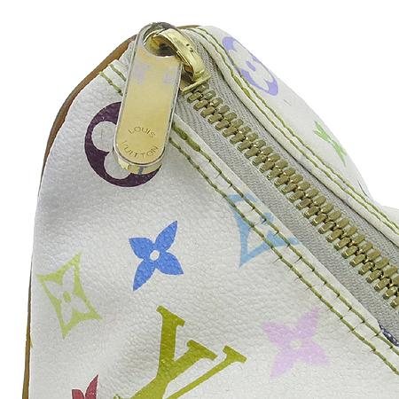Louis Vuitton(루이비통) M40125 모노그램 멀티 컬러 화이트 리타 2WAY [대전본점] 이미지4 - 고이비토 중고명품