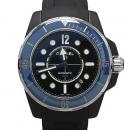 Chanel(샤넬) H2559 J12 MARIN(마린) 러버 밴드 오토매틱 42MM 남성용 시계[광주1]