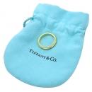 Tiffany(티파니) 18K(750) 옐로우 골드 밀그레인 3MM 반지 - 7.5 호 [대구반월당본점]