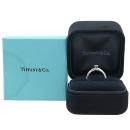 Tiffany(티파니) PT950(플래티늄) 0.19CT(케럿) H컬러 1포인트 다이아 웨딩 반지 - 11호 [강남본점]