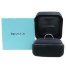 Tiffany(티파니) 18K 핑크골드 ELSA PERETI (엘사퍼레티) 커브드 9포인트 다이아 반지 - 10호 [강남본점]