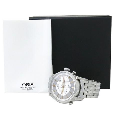 ORIS(오리스) ARTELIER 690 7581 40 51M 오토메틱 스켈레톤 남성용 시계 [강남본점]